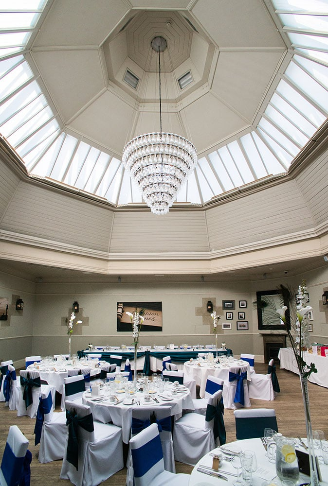 dome room at hotel du vin
