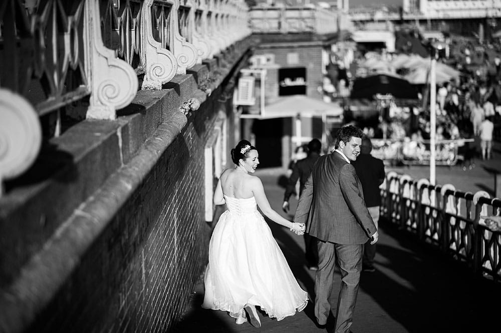 wedding photographers in brighton