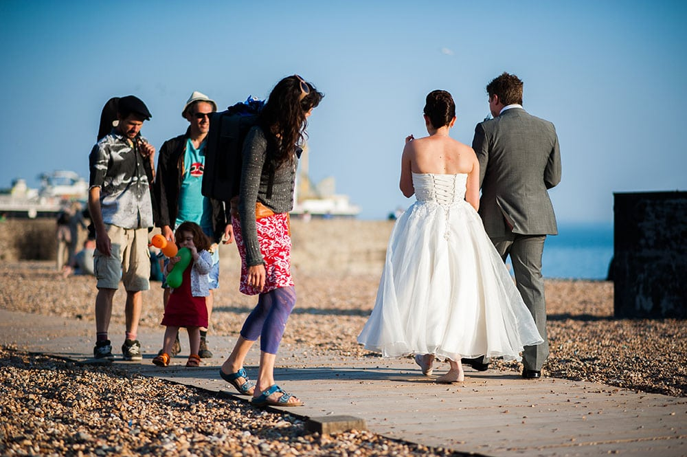 great brighton wedding